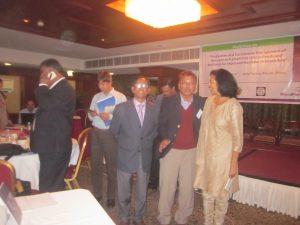 Dr. Shakun, Mr. Shrestha & Dr. Wahab