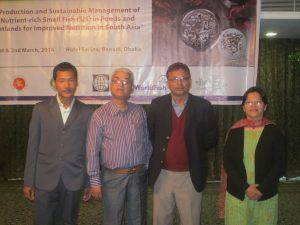 Participants from Nepal