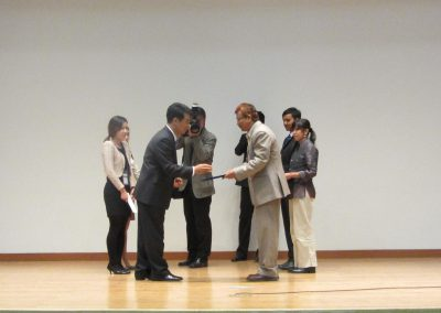 shrestha_receiving_excellence_award_2011
